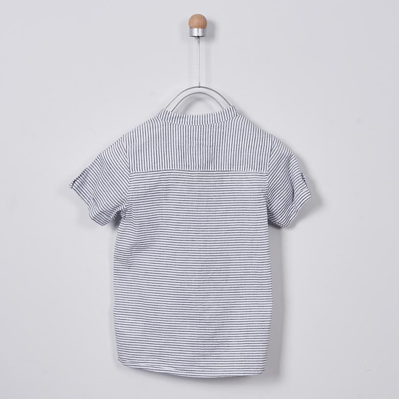 Erkek Çocuk Kısa Kollu Gömlek 1711276100