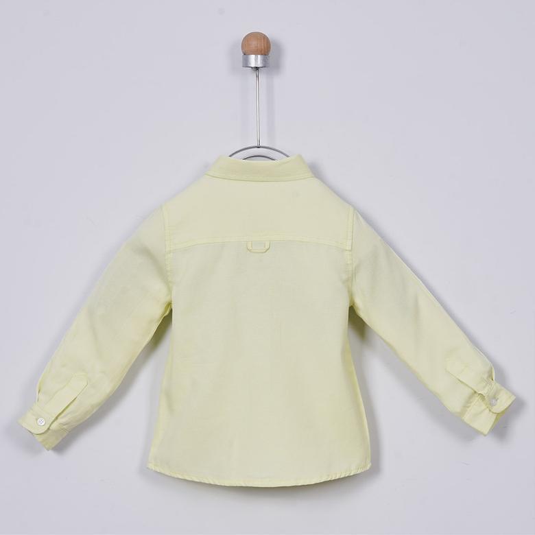 Uzun Kollu Gömlek 2011BB06001