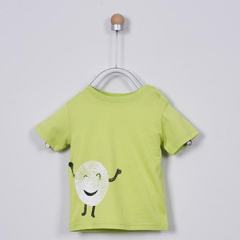 Erkek Bebek T-Shirt 2011BB05002