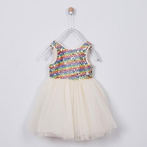 Kız Çocuk Abiye Elbise 2011GK26046