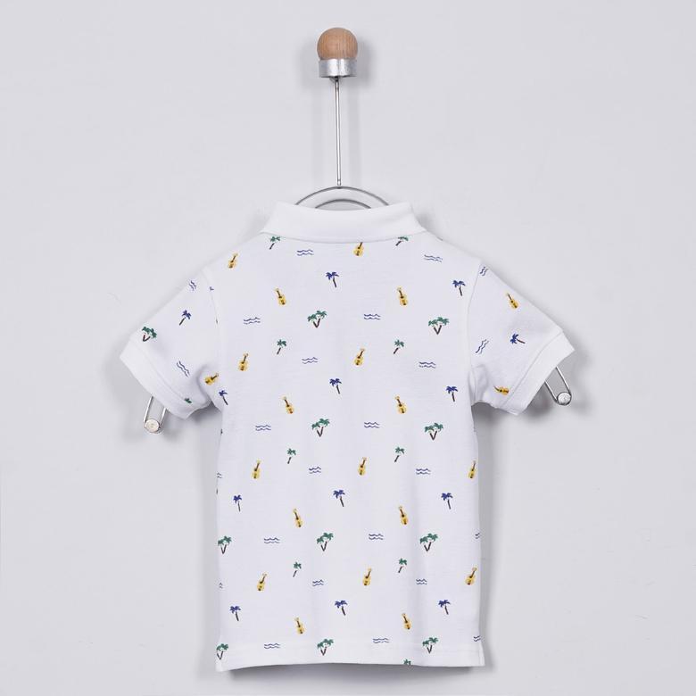 Erkek Bebek Pike T-shirt 2011BB05038