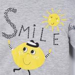 Erkek Bebek Uzun Kollu T-shirt 2011BB05004