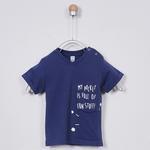 Erkek Bebek V Yaka T-Shirt 2011BB05011