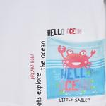 Erkek Bebek T-Shirt 2011BB05008