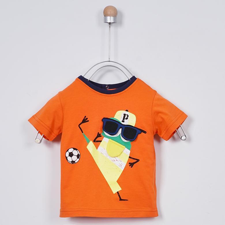 Erkek Bebek T-Shirt 2011BB05021