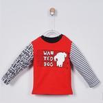 Erkek Bebek Sweatshirt 2011BB08004