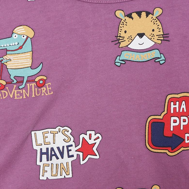 Erkek Bebek T-Shirt 2011BB05032