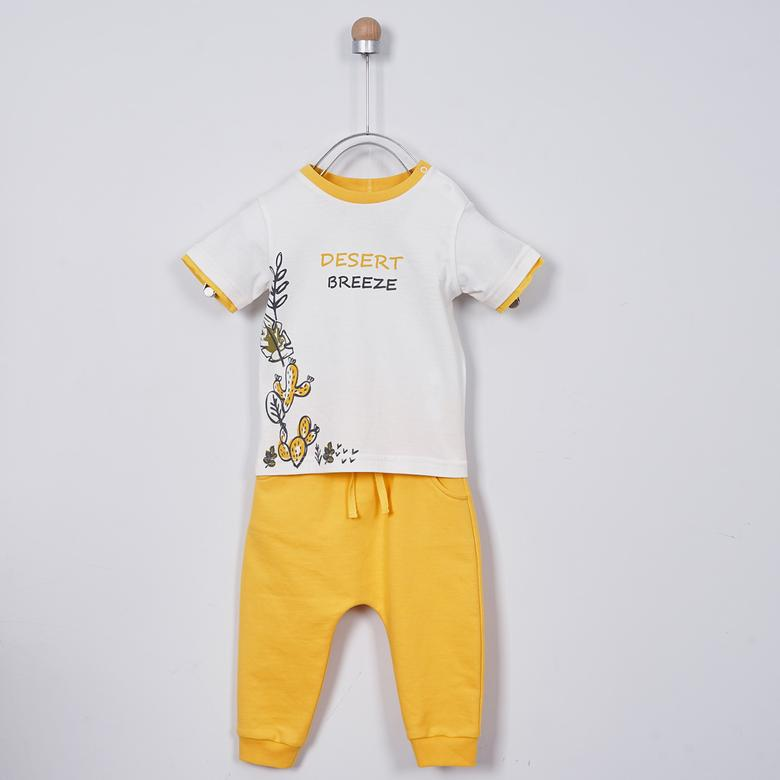 Erkek Bebek Eşofman Takımı 2011BB17017