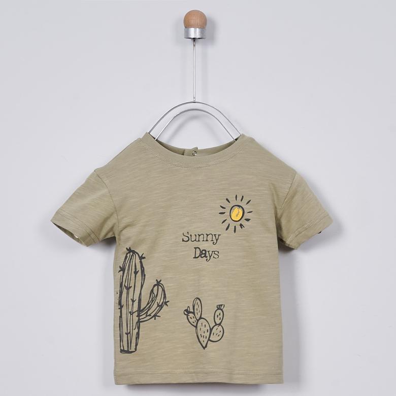 Kısa Kollu T-shirt 2011BB25001