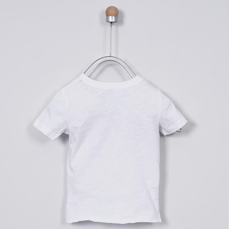 Kısa Kollu T-shirt 2011BB05039