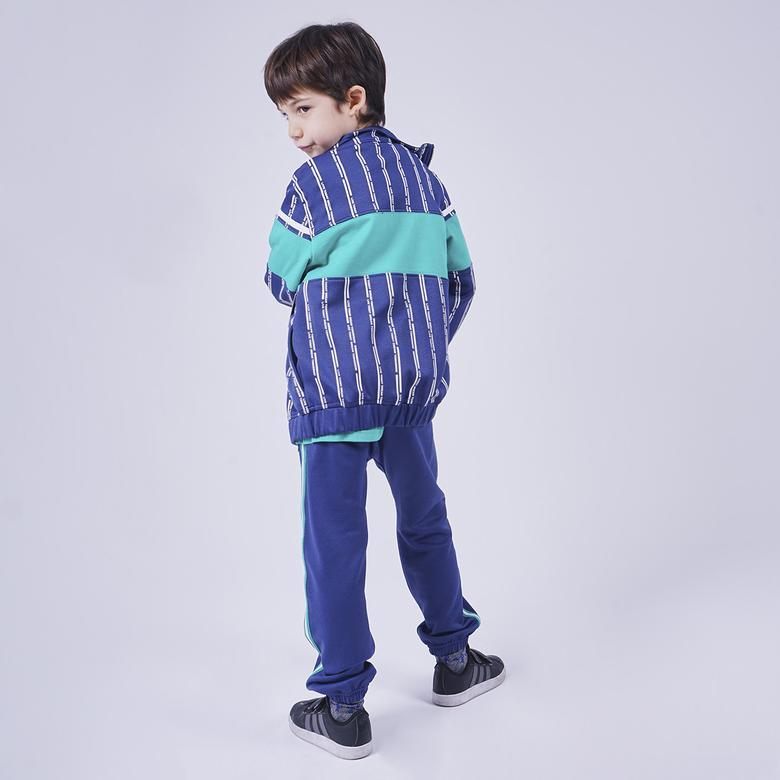 Erkek Çocuk 2'li Eşofman Takım 2011BK17001