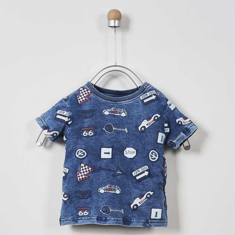 Erkek Bebek T-Shirt 2011BB05025