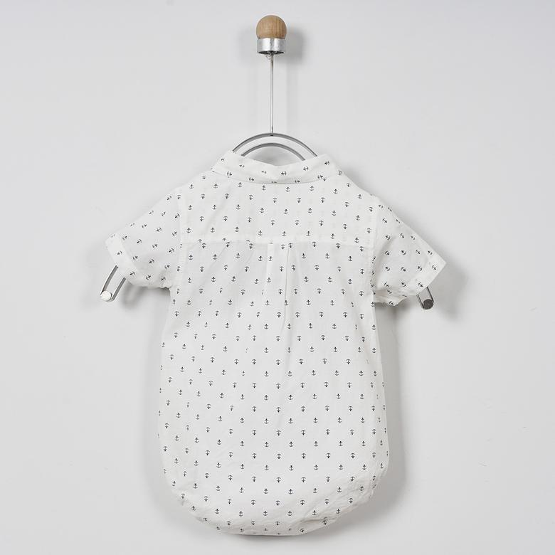 Erkek Bebek Body Gömlek 2011BB06002