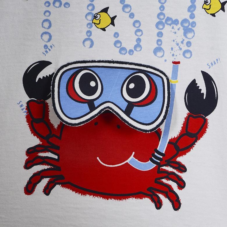 Erkek Bebek T-Shirt 2011BB05013