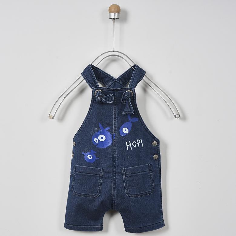 Erkek Bebek Denim Salopet 2011BB24003