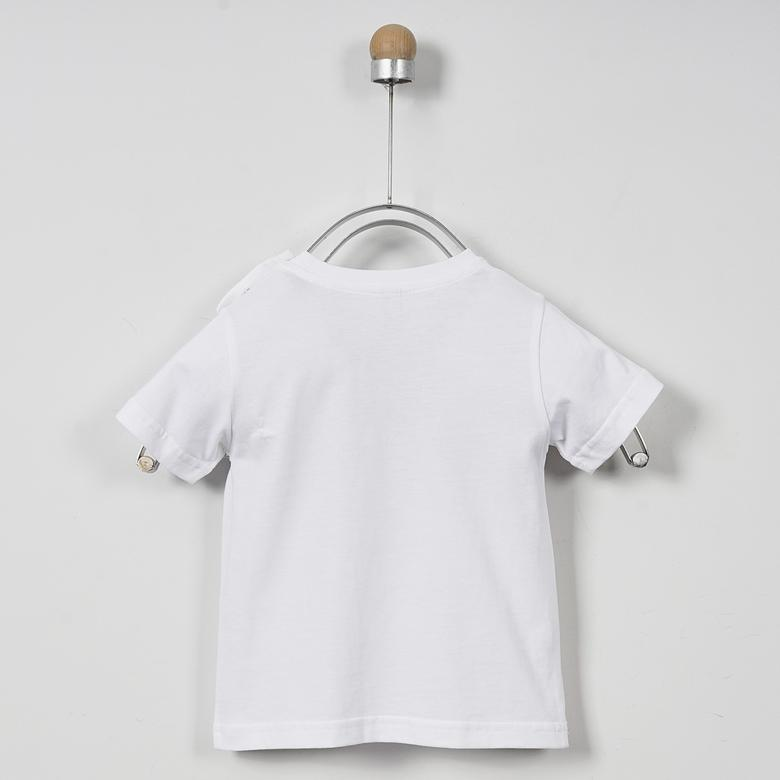 Erkek Bebek T-Shirt 2011BB05015