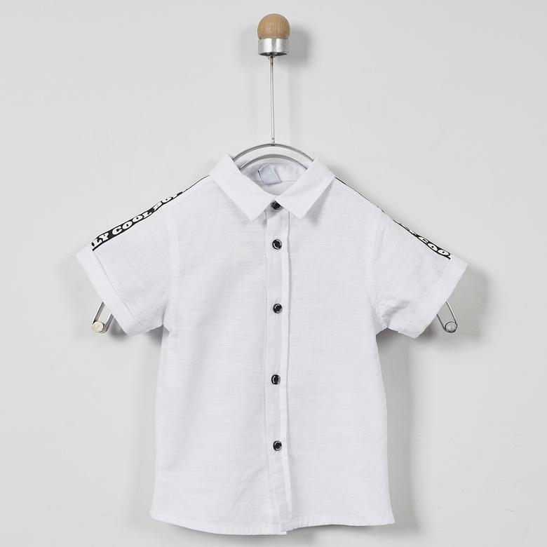 Kısa Kollu Gömlek 2011BB06009