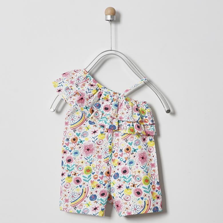Kız Bebek Salopet 2011GB30001
