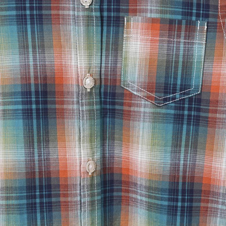 Erkek Bebek Uzun Kollu Gömlek 2011BB06014