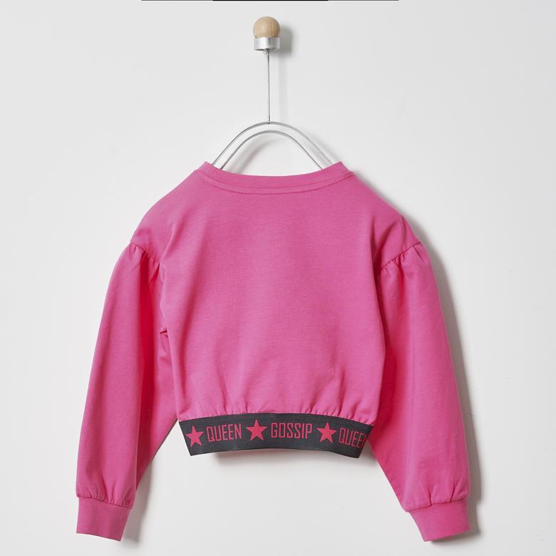 Kız Çocuk Sweatshirt 2011GK08007