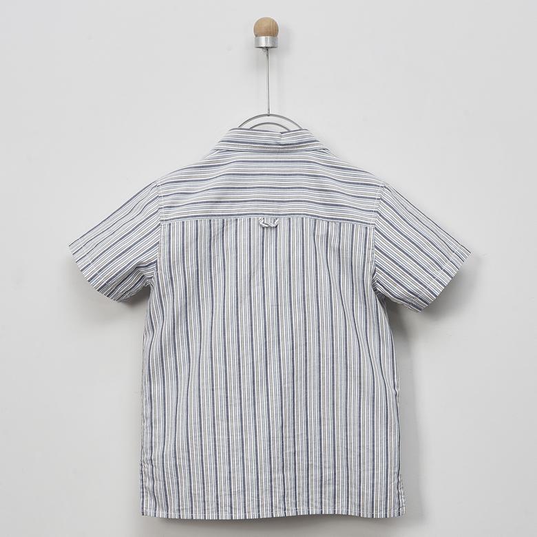 Kısa Kollu Gömlek 2011BK06003