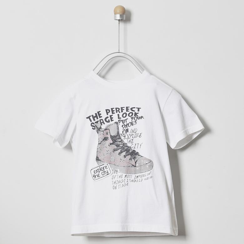 Erkek Çocuk T-Shirt 2011BK05026