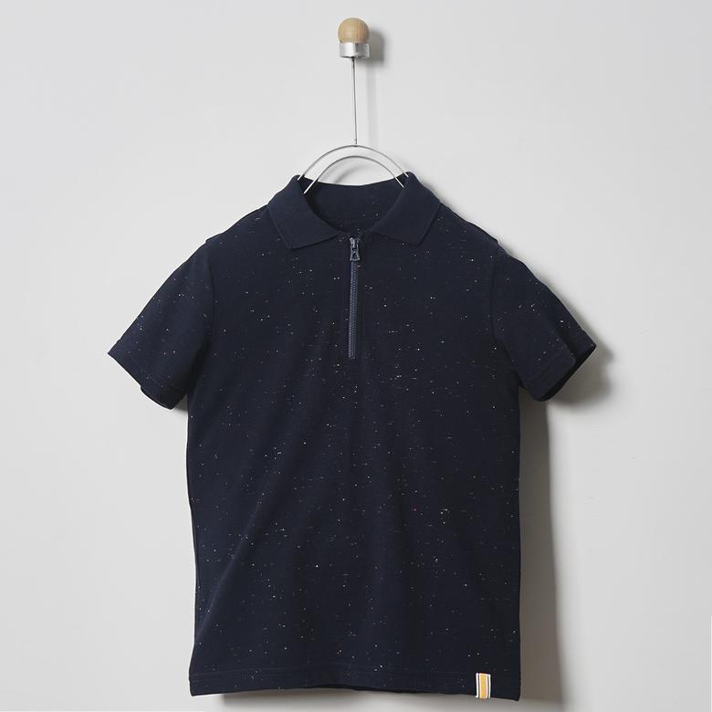 Erkek Çocuk Pike T-shirt 2011BK05034