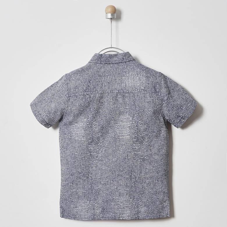 Kısa Kollu Gömlek 2011BK06010