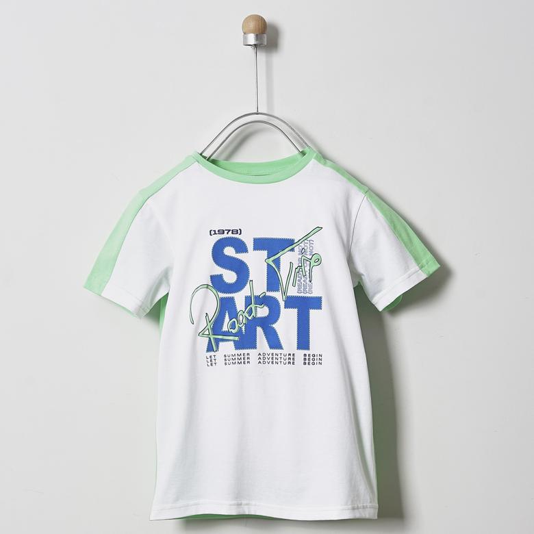 Erkek Çocuk T-Shirt 2011BK05038