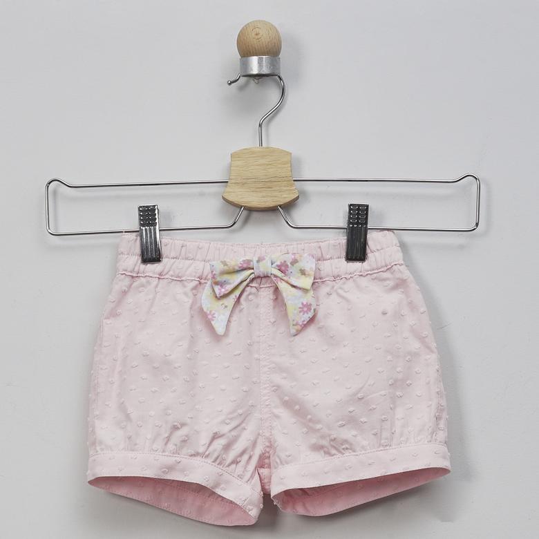 Kız Bebek Şort 2011GB07009
