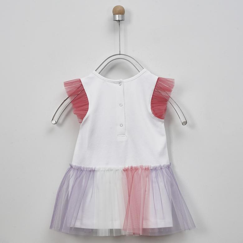 Kız Bebek Örme Elbise 2011GB26027
