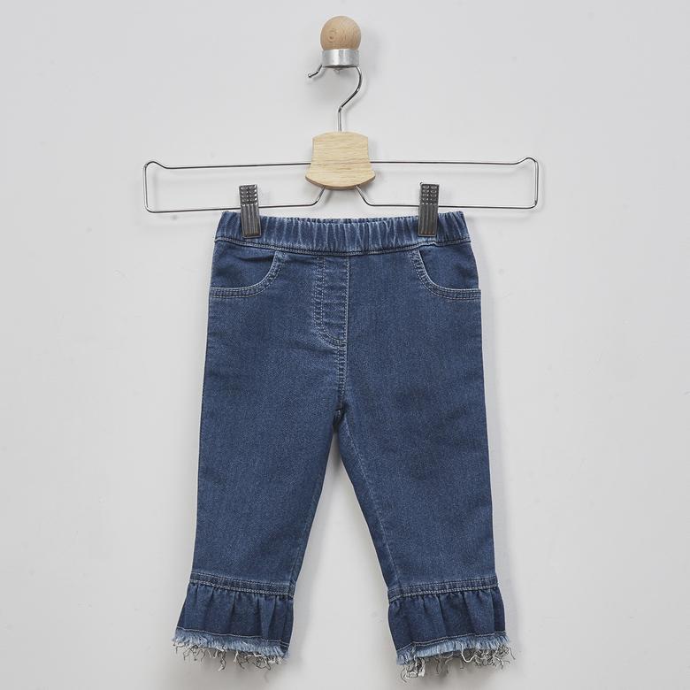 Kız Bebek Denim Pantolon 2011GB04009