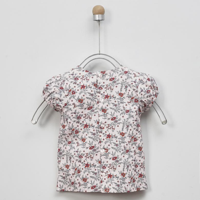 Kız Bebek Gömlek 2011GB06006