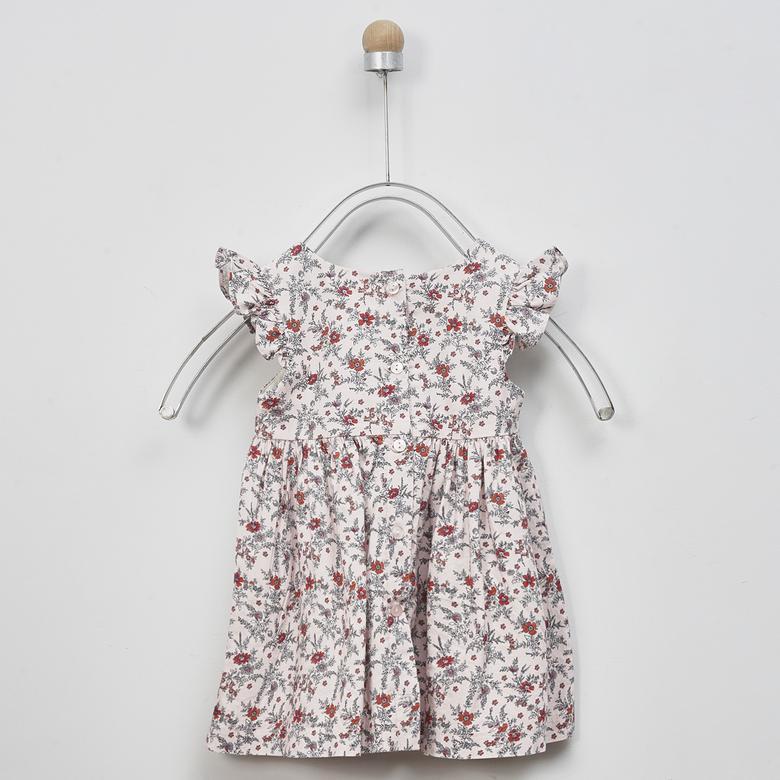 Kız Bebek Günlük Elbise 2011GB26031