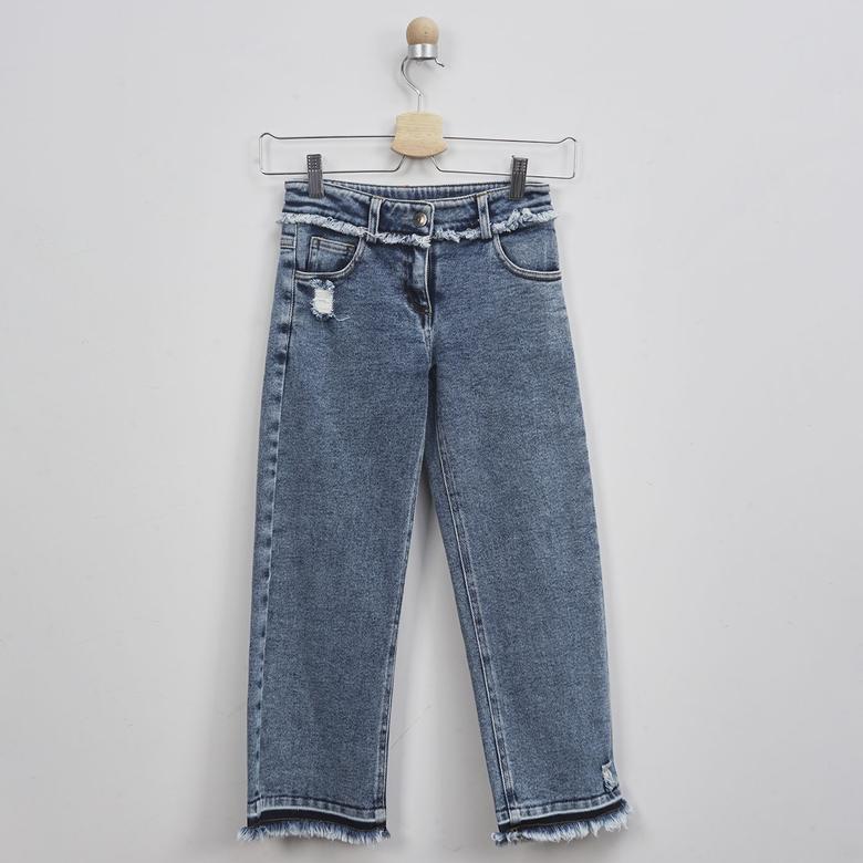 Kız Çocuk Denim Pantolon 2011GK04001