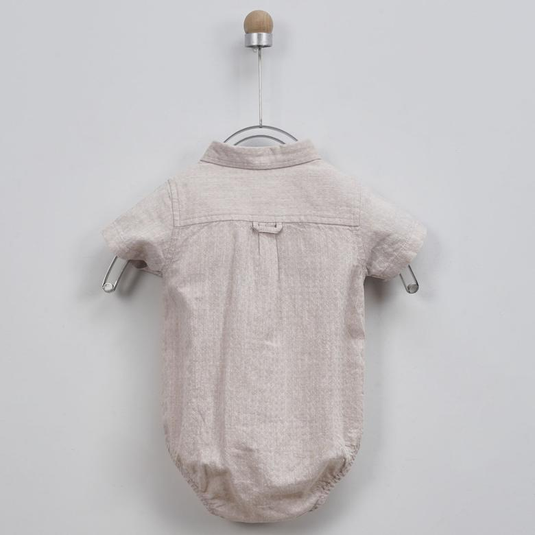 Erkek Bebek Body Gömlek 2011BB06005