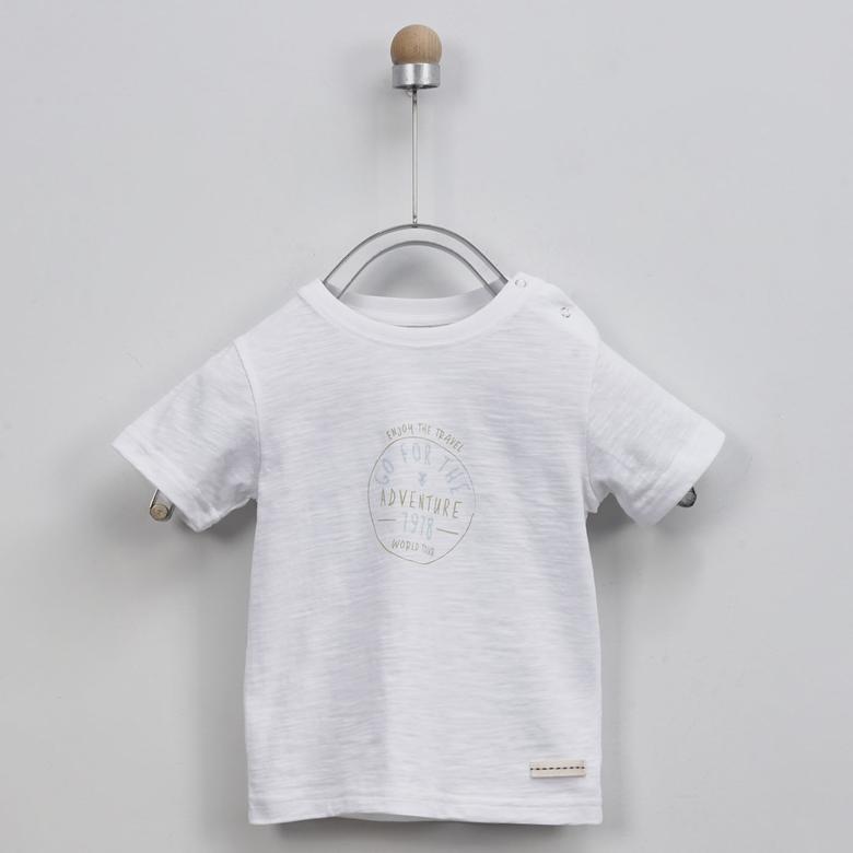 Erkek Bebek T-Shirt 2011BB05018