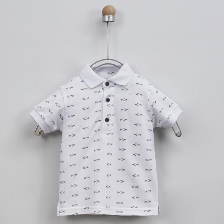 Erkek Bebek Pike T-shirt 2011BB05037