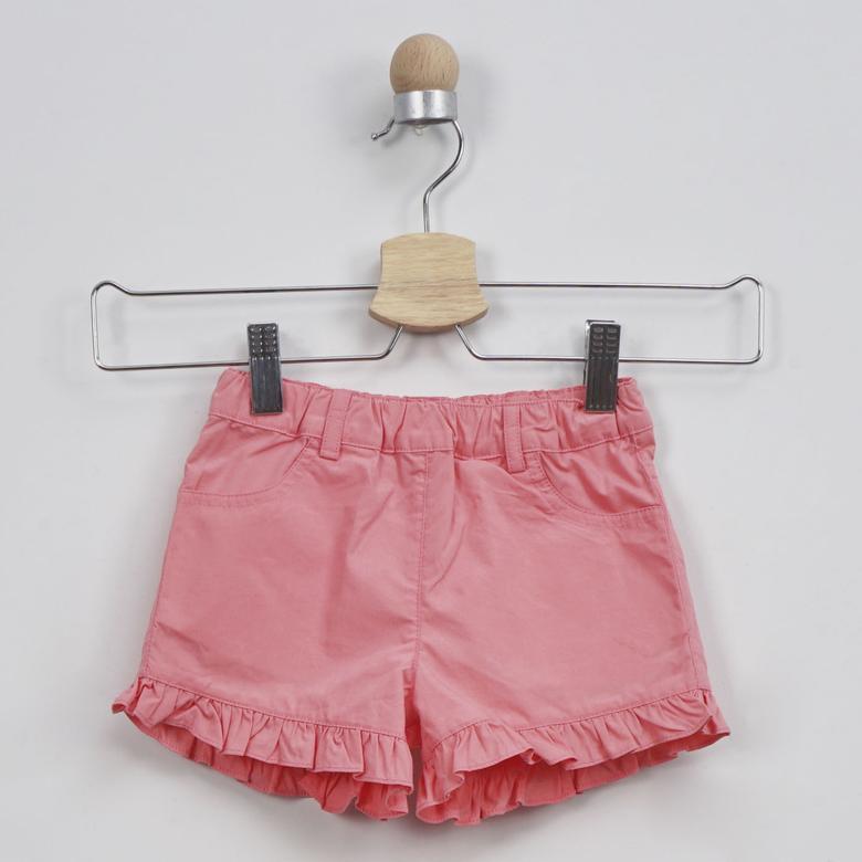 Kız Bebek Şort 2011GB07007