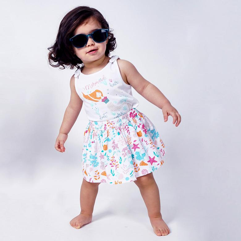 Kız Bebek Etek 2011GB13005