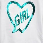 Kız Çocuk T-Shirt 2011GK05007