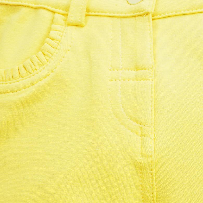 Kız Bebek Örme Şort 2011GB07002