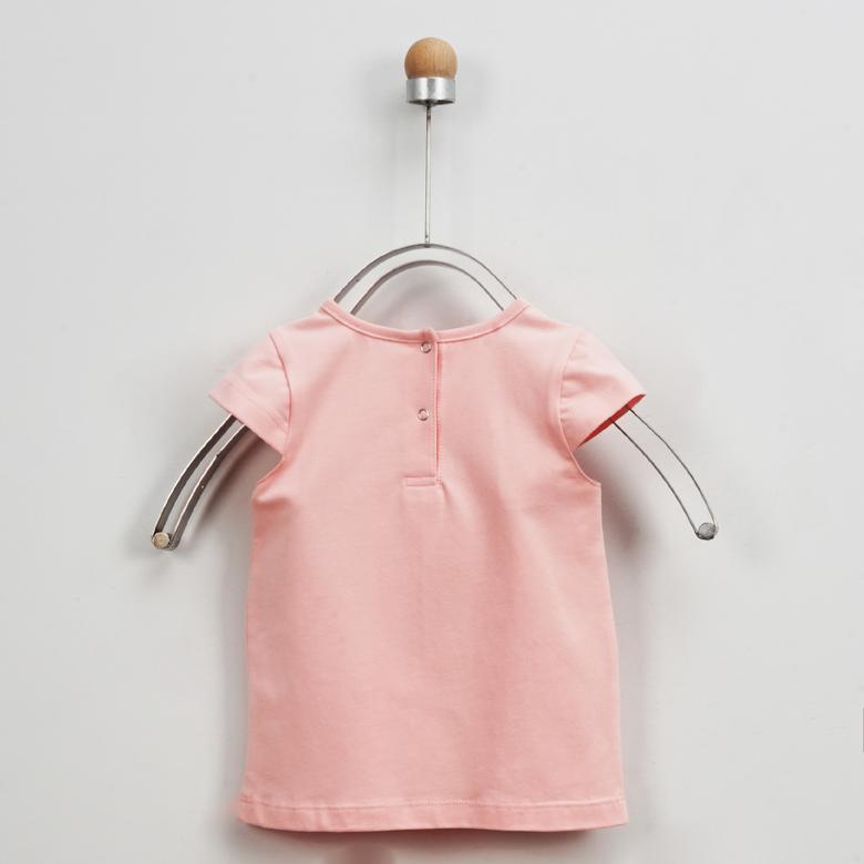 Kız Bebek Kısa Kollu Body 2011GB03012
