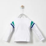 Uzun Kollu T-shirt 19217060100
