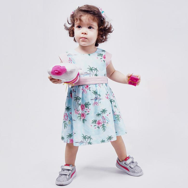 Kız Bebek Elbise 2011GB26010