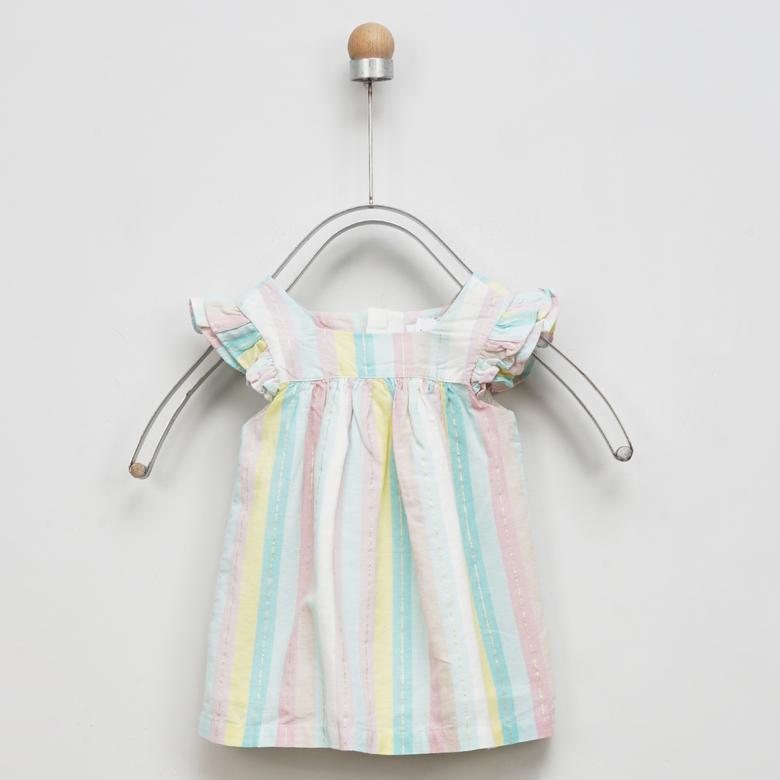 Kız Bebek Elbise Takım 2011GB26007