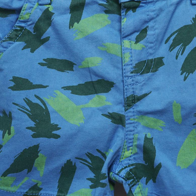 Erkek Bebek Bermuda 2011BB07015