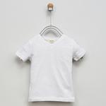 Erkek Çocuk Basic V Yaka T-Shirt 9941BK05002