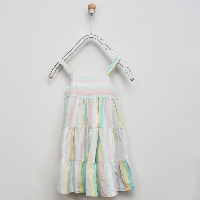 Kız Çocuk Günlük Elbise 2011GK26059