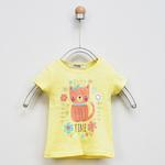 Kız Bebek Kısa Kollu Body 2011GB03011